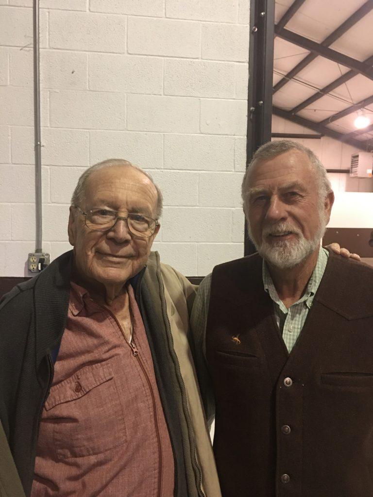 David and Jim Gerrish